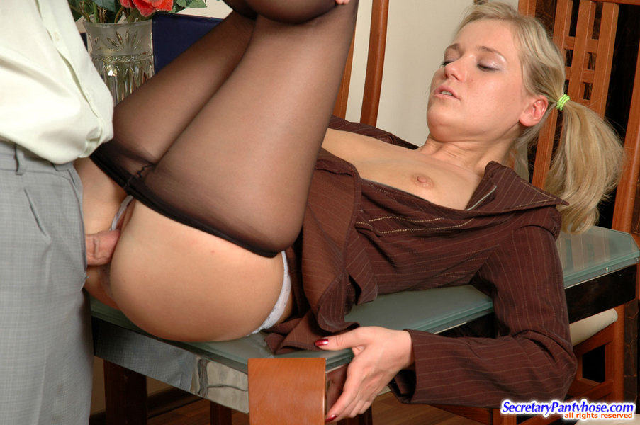 Everything, and Girls in stockings having sex